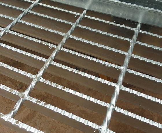 電廠鋼格板